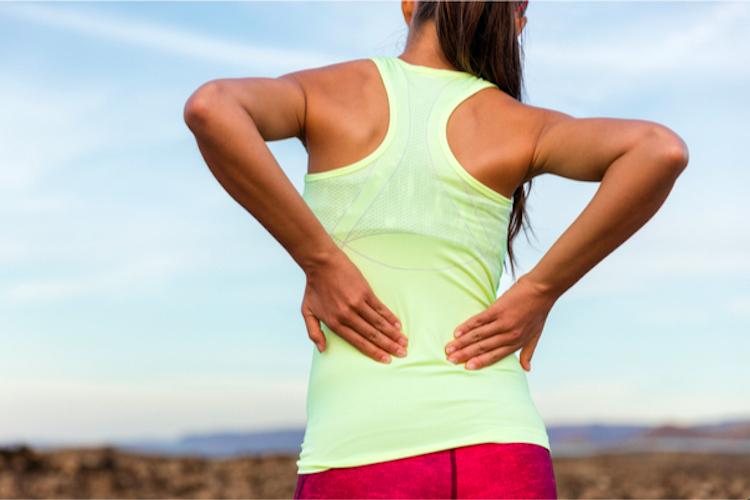 腰痛緩和におすすめのヨガポーズ4選!腰・おしり・お腹周りの筋肉を気持ちよくほぐそう