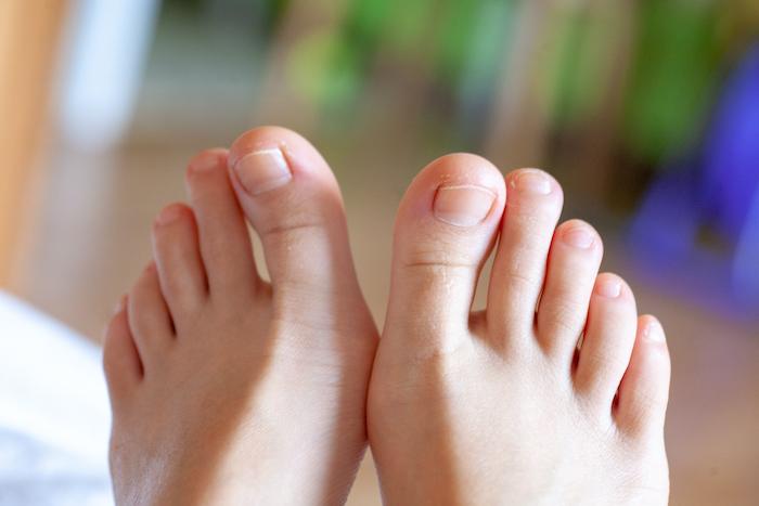 足指は使えてる?簡単チェック
