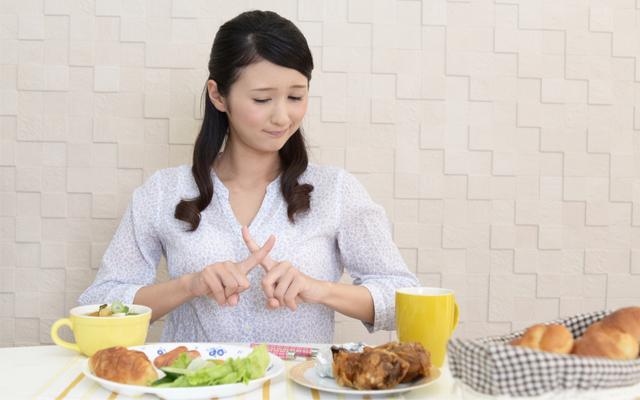 糖質制限ダイエットの注意点!
